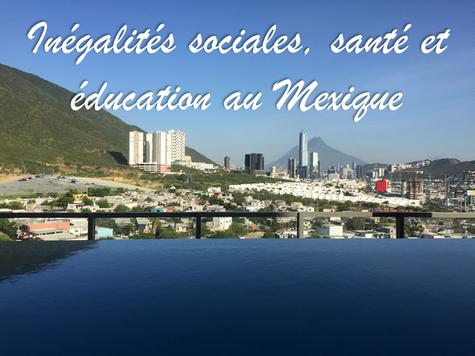 Inégalités sociales, santé et éducation au Mexique