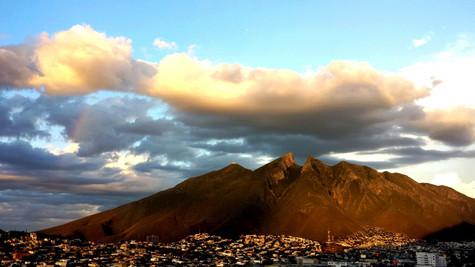 Sunday morning at Cerro de la Silla