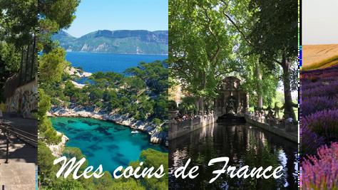 #HistoiresExpatriées - Mes coins de France
