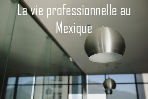 #HistoiresExpatriées - La vie professionnelle au Mexique