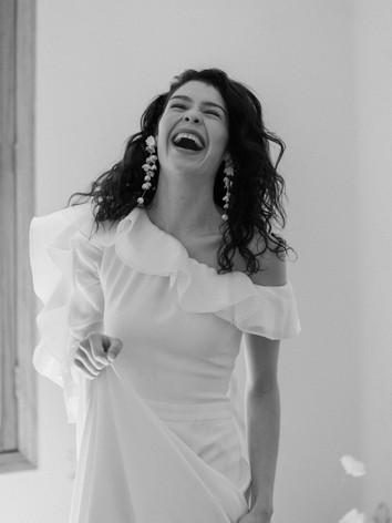 Vestido Gigi, Caroline Takvorian