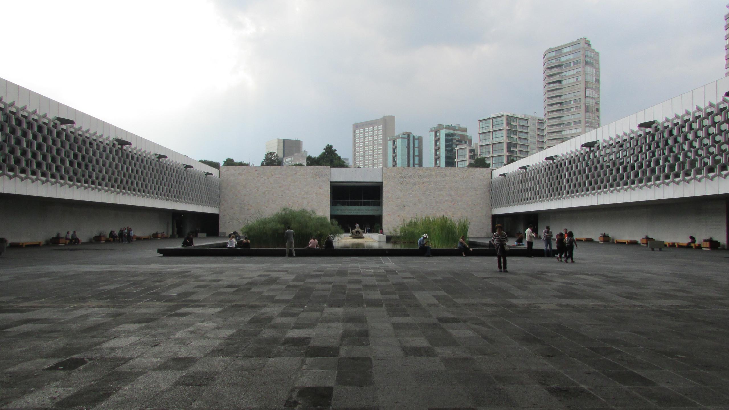 Museo de Antropologia Interior