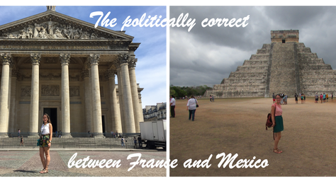 Short glossary of the politically correct between France and Mexico