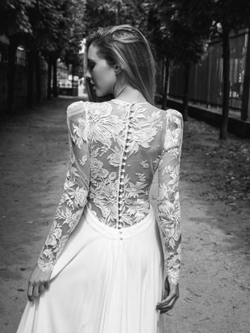 Vestido Moss - Caroline Takvorian