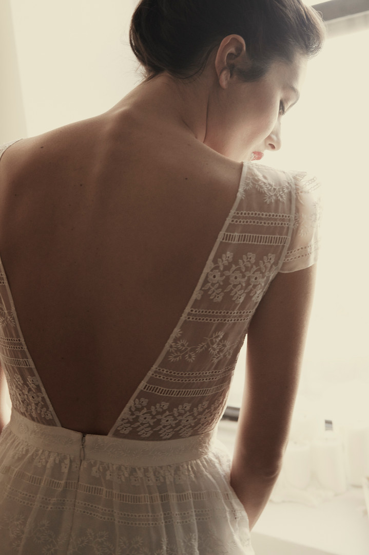 Vestido Corbière