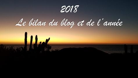 2018: le bilan du blog et de l'année.