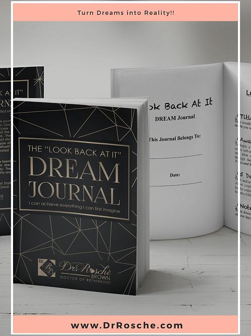 Adult Dream Journal