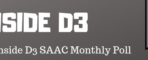 Announcing D3 SAAC Monthly Poll
