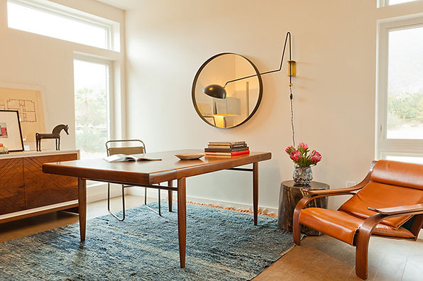 mid-centruy-modern-interior-design-style