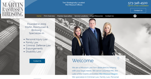 Martin, Rasmussen & Birdsong Law Firm
