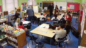Workshop at the Ataturk School in NYC
