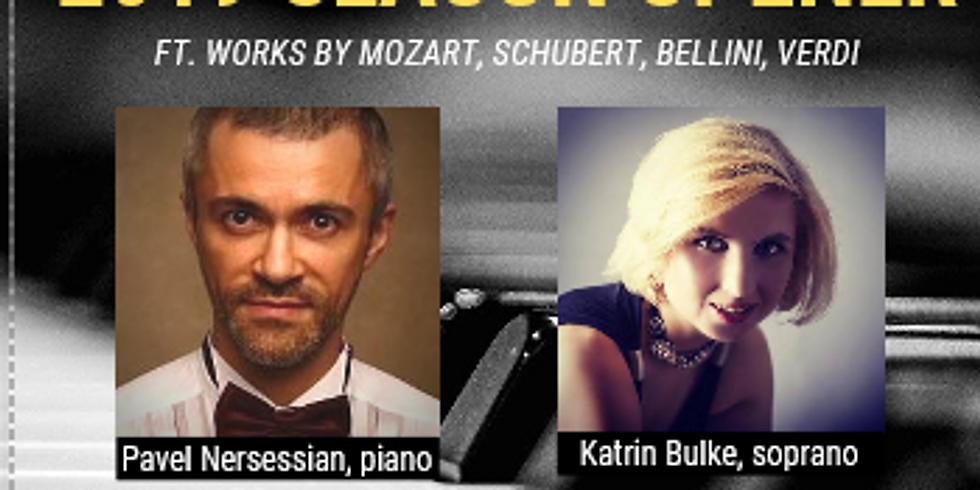 Pavel Nersessian, piano & Katrin Bulke, soprano