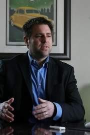 Jim Selby CEO of Naxos America