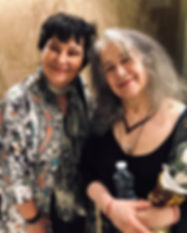 GetClassical founder Ilona Oltuski and Martha Argerich
