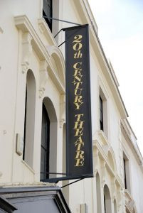CF8NJY 20th Century Theatre, Notting Hill, London, England. Image shot 2012. Exact date unknown.