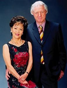 Mr. and Mrs. Heymann