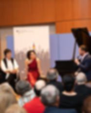 GetClassical Roundtable Discussion at the German Consulate