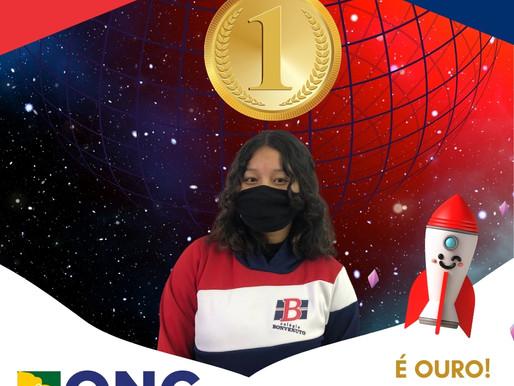 ONC - Olimpíada Nacional de Ciências
