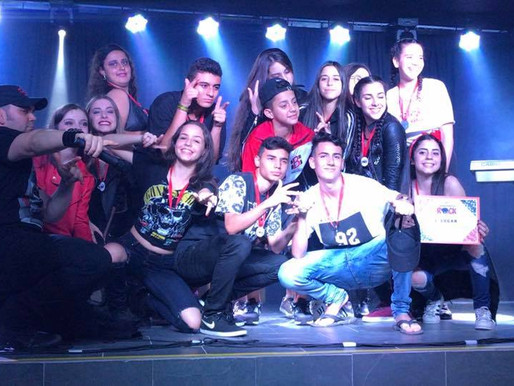 1º Festival Bonvenuto Rock School Musical
