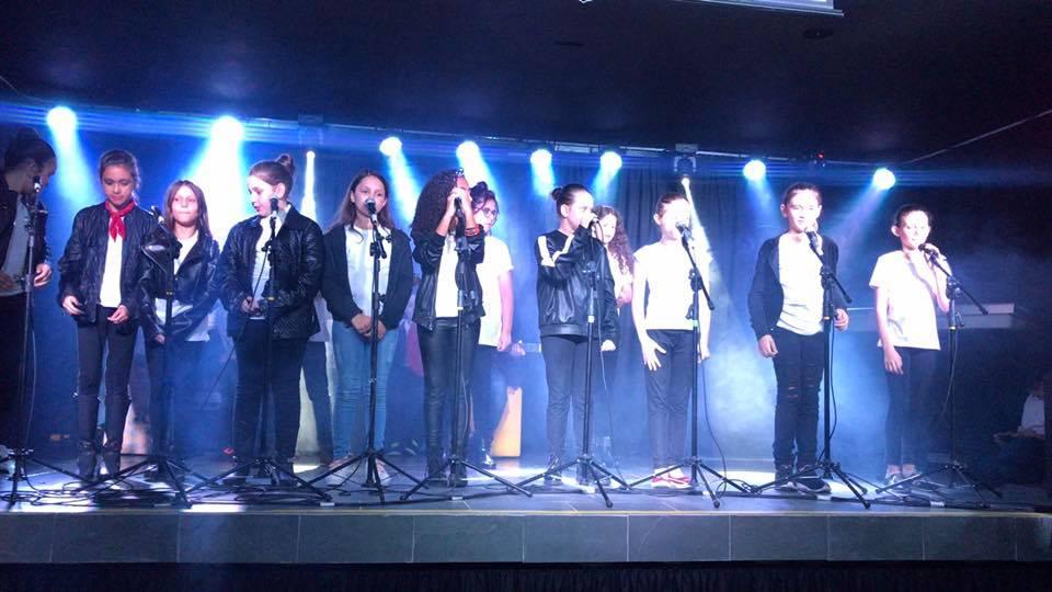 1º FESTIVAl BONVENUTO ROCK SCHOOL MU