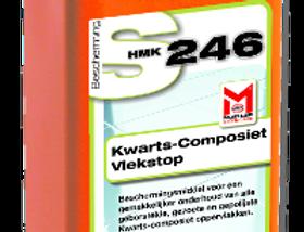 HMK S246 Kwartscomposiet vlekstop