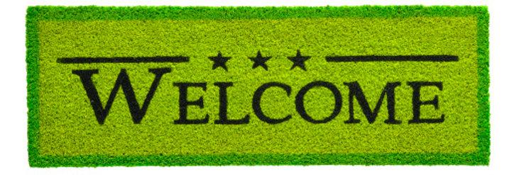 Ruco Print welcome star kokosmat