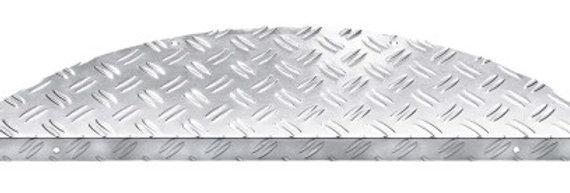 Steel trapmat