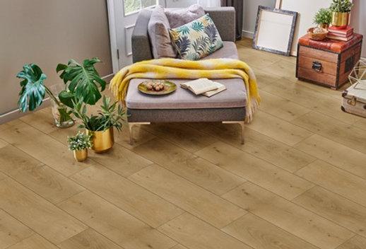 Gelasta Select Natural Oak 5001 Rigid Click