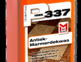 HMK P337 Antiek marmerdekwas - naturel