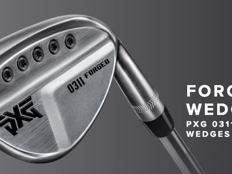 WEDGES  |  PXG 0311 FORGED WEDGES