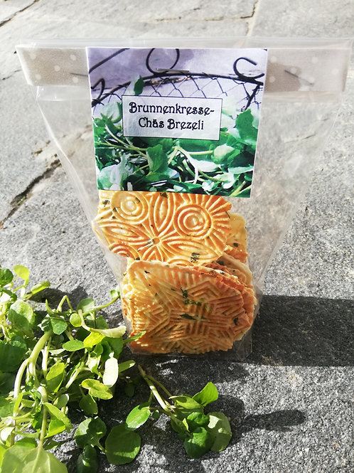 Kresse-Chäs Brezeli 100 g