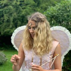 Boho Fairy Dress