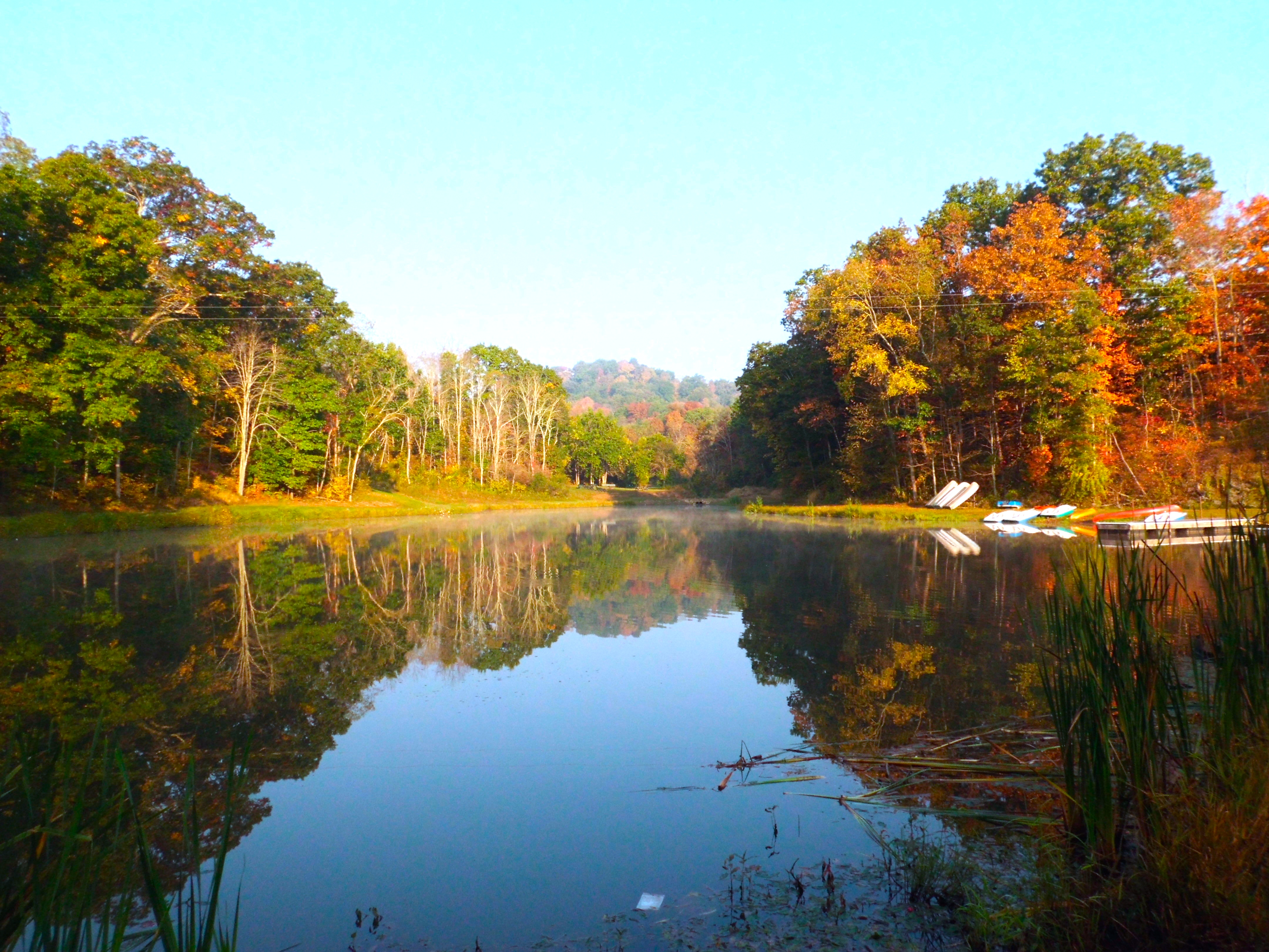 Pray for Pine Lake Bible Camp