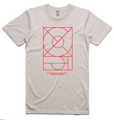 Exist. Recordings t-shirt