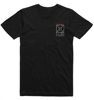 Exist. Recordings t-shirt
