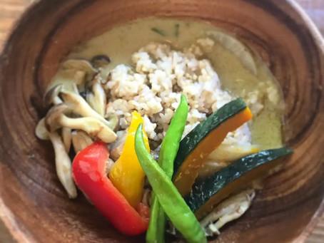 グリーンカレー(テイクアウト限定5食)
