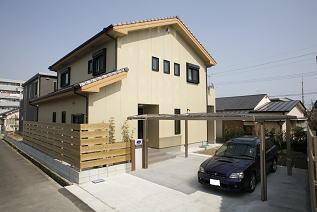 姶良町/A様邸ソーラーサーキットの家