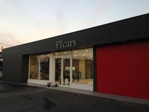 FTCars様 店舗改装 2014