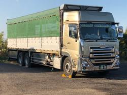 10トン家畜車