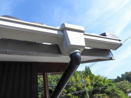 屋根吹き替え・塗り替え 雨漏り