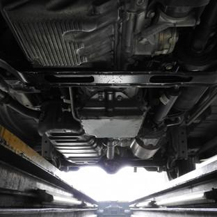 車体整備・架装