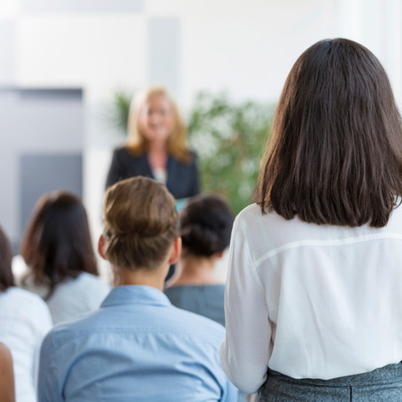 That Time I Lost My Voice on a Training Course