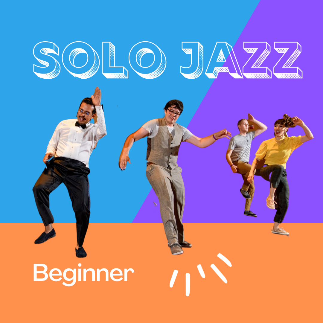 Solo Jazz Fundamentals (Open Level)