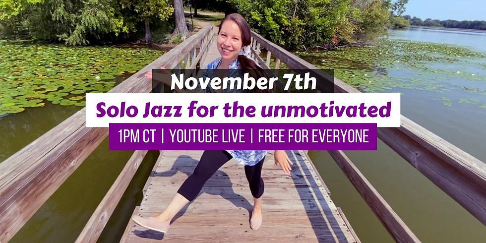 Free Solo Jazz workshop w/ Naomi