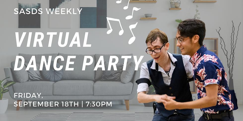 Virtual Dance Party!