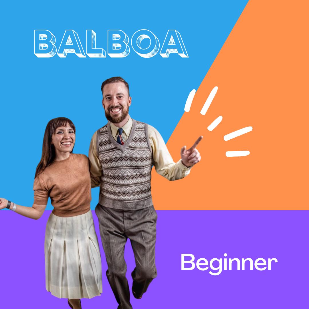 Balboa Level 1 - Course
