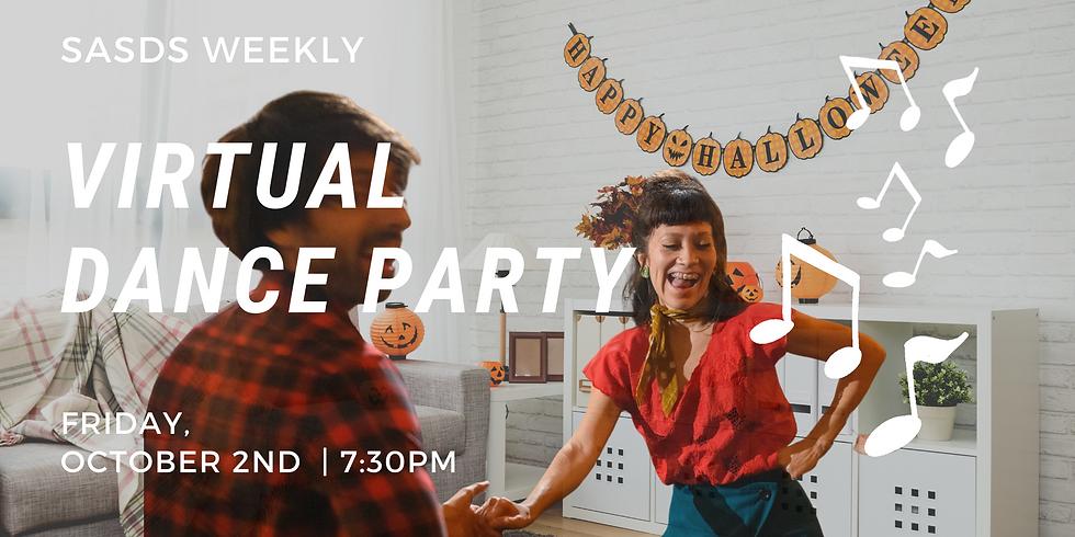 SASDS Virtual Dance Party