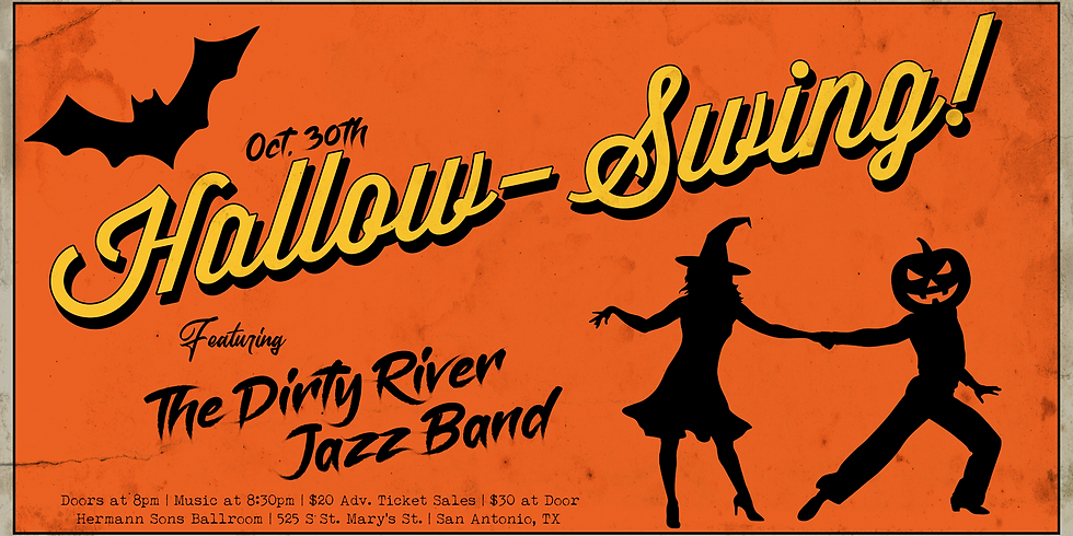 Hallow-Swing! ft. The Dirty River Jazz Band