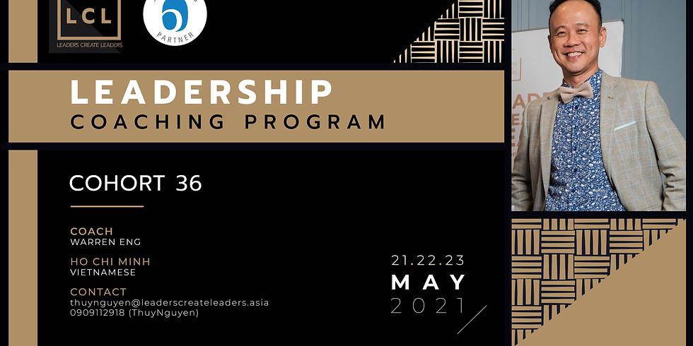[HCM] Leadership Coaching Program - Cohort 36 (Vietnamese)