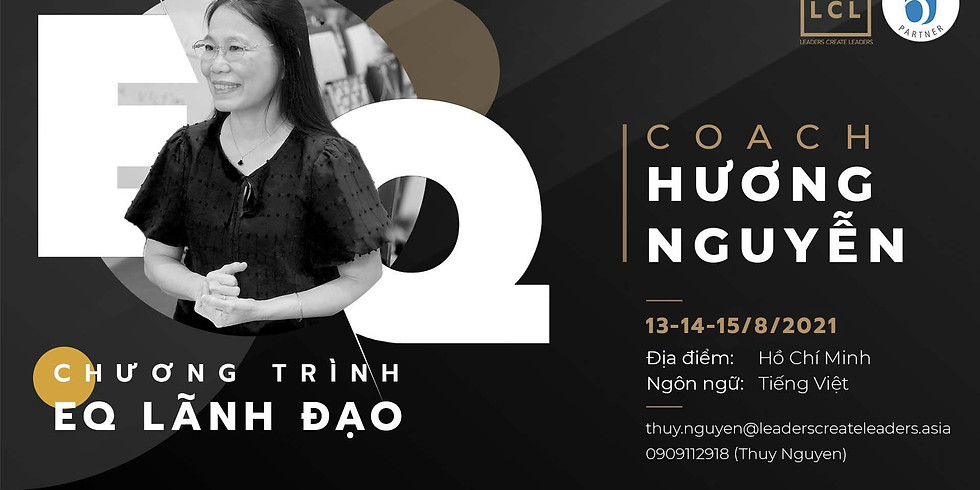 [HCM] EQ Leadership Program - Cohort 01 (Vietnamese)